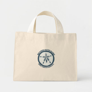 Southern Outer Banks. Mini Tote Bag