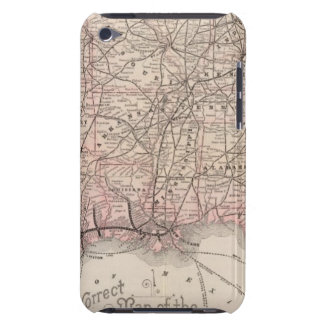 Southern Pacific Company Barely There iPod Fundas