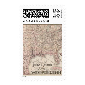 Southern Pacific Company Stamps