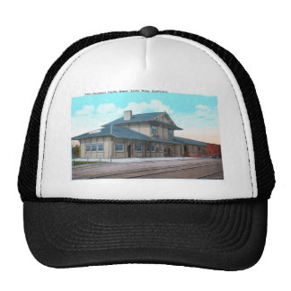 Southern Pacific Depot, Santa Rosa Vintage Trucker Hat