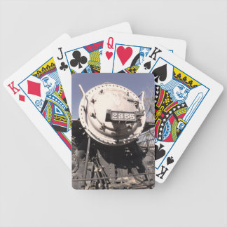 Southern Pacific Locomotive #2355 Bicycle Playing Cards