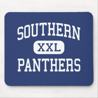 Southern Panthers Middle Roxboro Mouse Pads