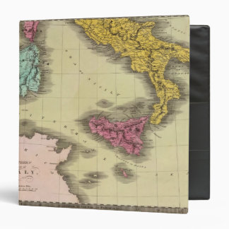 Southern Part of Italy Binder