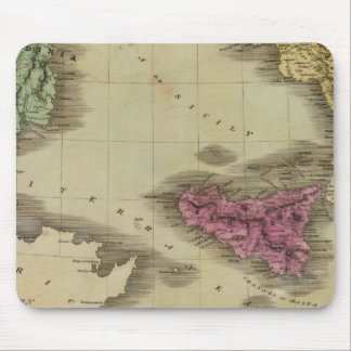 Southern Part Of Italy Mouse Pad