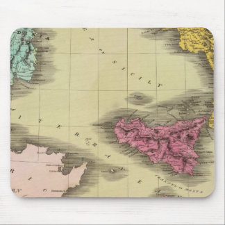 Southern Part of Italy Mousepad
