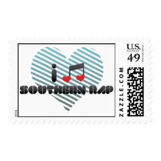 Southern Rap fan Stamp