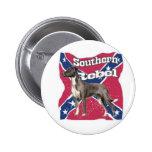 southern rebel pin