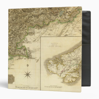 Southern Ross, Cromarty Shires 3 Ring Binder