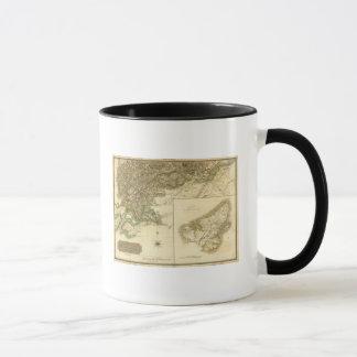 Southern Ross, Cromarty Shires Mug