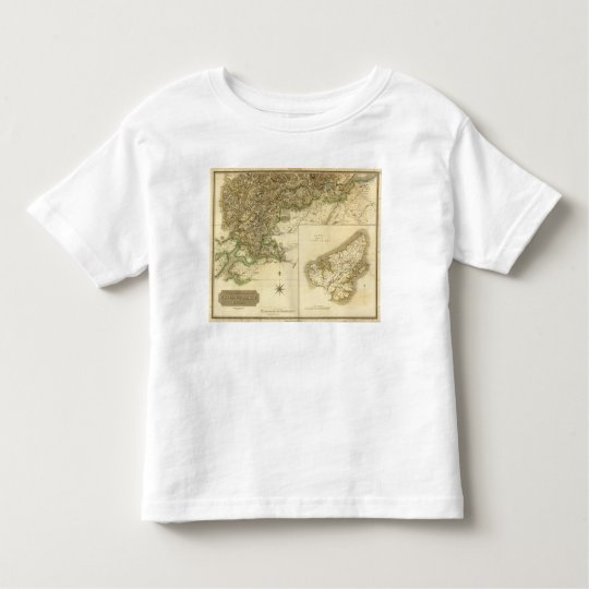 Southern Ross, Cromarty Shires Toddler T-shirt