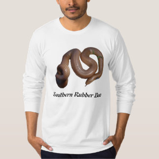 Southern Rubber Boa American Apparel Long T-Shirt