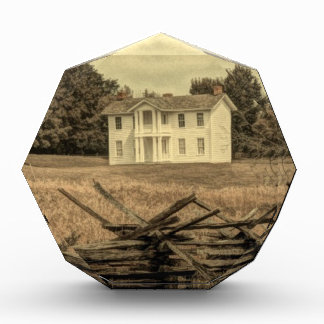 Southern Rural Landscape Rustic colonial Farmhouse Award