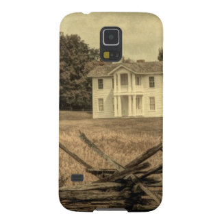 Southern Rural Landscape Rustic colonial Farmhouse Galaxy S5 Case