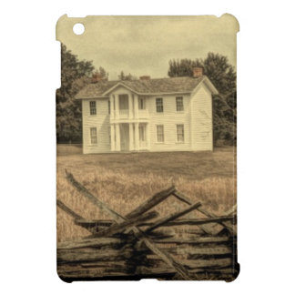 Southern Rural Landscape Rustic colonial Farmhouse iPad Mini Covers