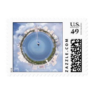 Southern Sails Stamp