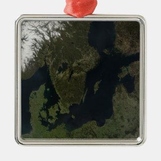 Southern Scandinavia Christmas Ornament