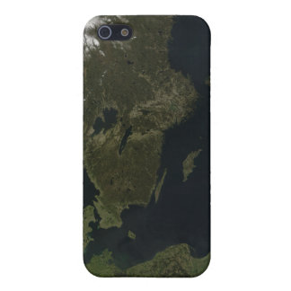 Southern Scandinavia Cover For iPhone 5