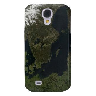 Southern Scandinavia Galaxy S4 Cover