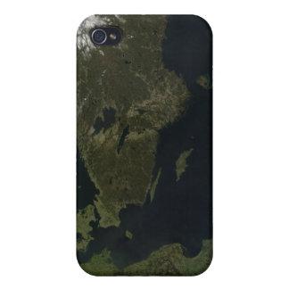 Southern Scandinavia iPhone 4/4S Case