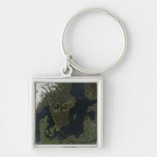 Southern Scandinavia Key Chains