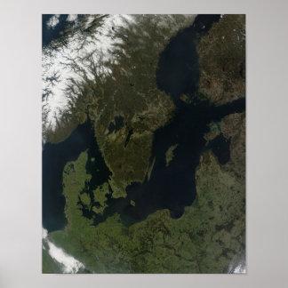 Southern Scandinavia Posters