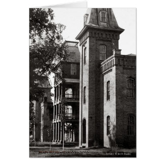 Southern School of Photography Card