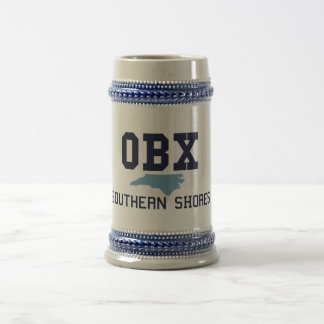 Southern Shores. Beer Stein