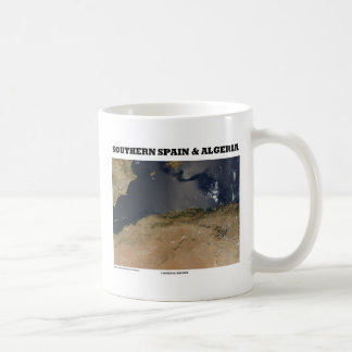 Southern Spain and Algeria (Picture Earth) Coffee Mug
