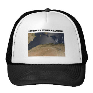 Southern Spain and Algeria (Picture Earth) Mesh Hat