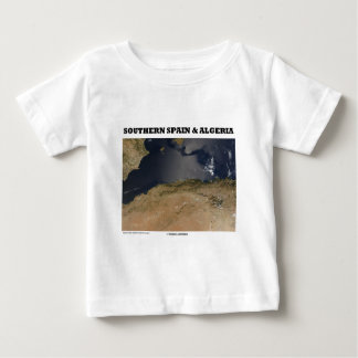 Southern Spain and Algeria (Picture Earth) Tees