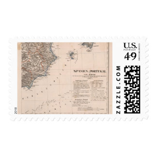 Southern Spain Stamp