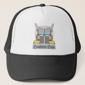 southern style bull hauler trucka hat