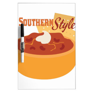 Southern Style Dry-Erase Board