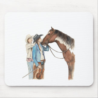 Southern Style Mouse Pad