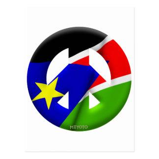Southern Sudan Postcard