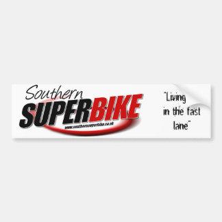 Southern Superbike Sticker Bumper Stickers