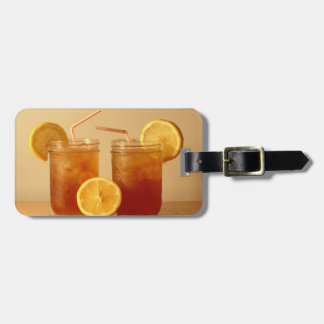 Southern Sweet Tea for Two in Mason Jars Bag Tag