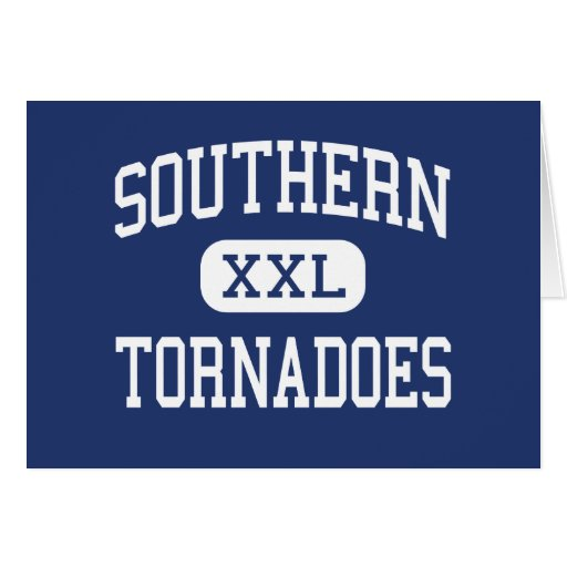 Southern Tornadoes Middle Reading Cards