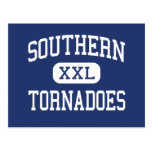 Southern Tornadoes Middle Reading Post Card