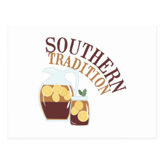 Southern Tradition Postcard