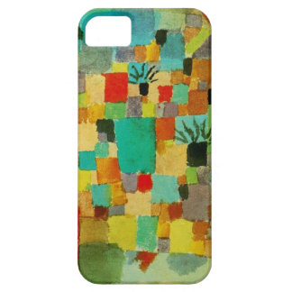 Southern (Tunisian) gardens by Paul Klee iPhone SE/5/5s Case