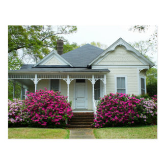 Southern Victorian Home - Brookhaven, Mississippi Postcard