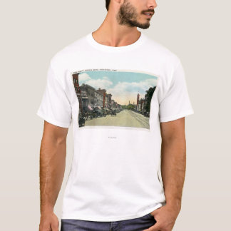 Southern View Down Main Street T-Shirt