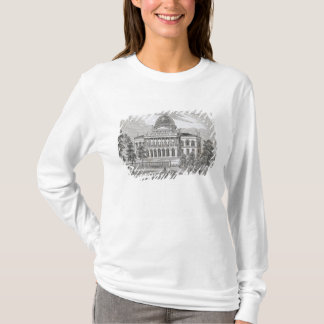 Southern view of the State House in Boston T-Shirt