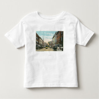 Southern View of Wall Street Toddler T-shirt
