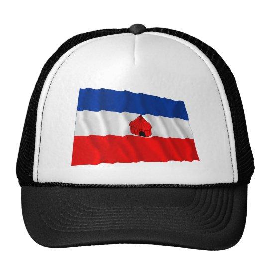 Southern Waving Flag Trucker Hat