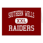Southern Wells - Raiders - Senior - Poneto Indiana Cards