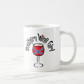 Southern Wine Girl4 Coffee Mug