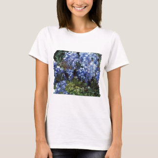 Southern Wisteria Flowers in Louisiana T-Shirt