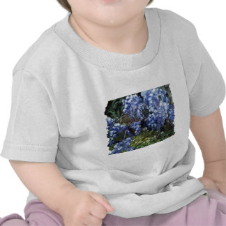 Southern Wisteria Flowers in Louisiana Tshirt